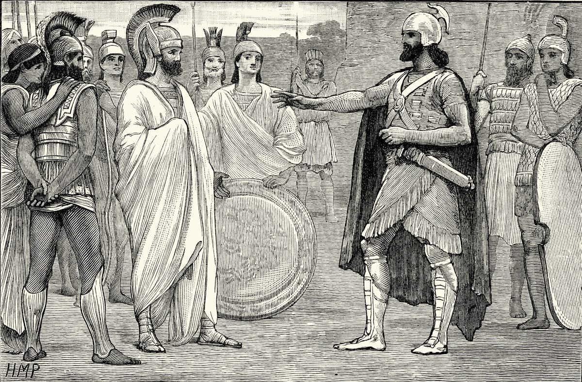 Orígenes de la diplomacia: la antigüedad clásica