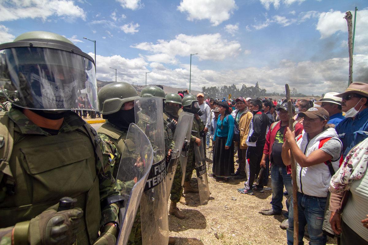 El dilema de Ecuador