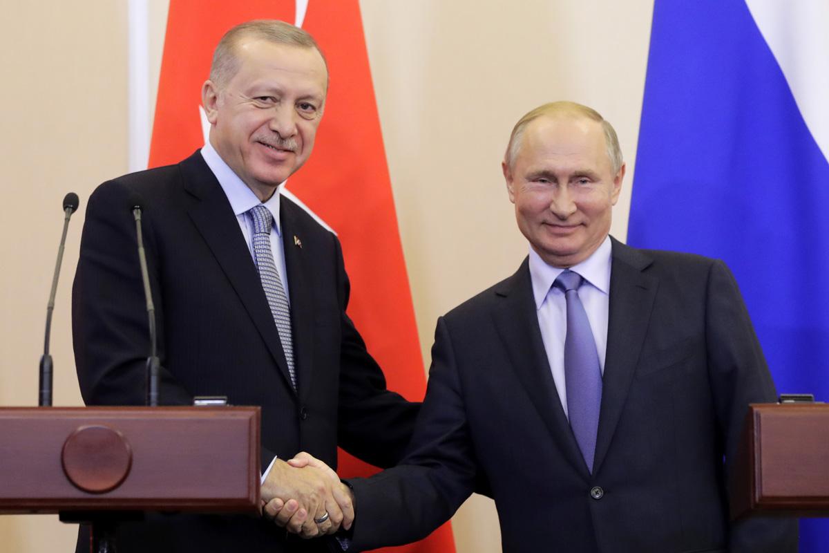 Agenda Exterior: Oriente Próximo
