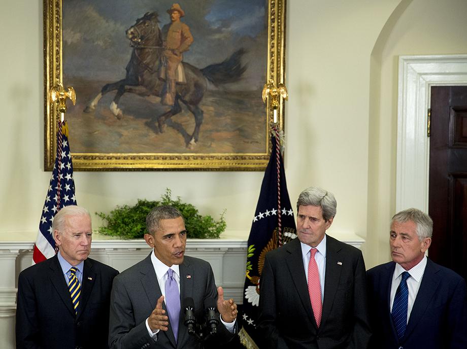 El principal reto de Obama no es el Estado Islámico, sino Afganistán