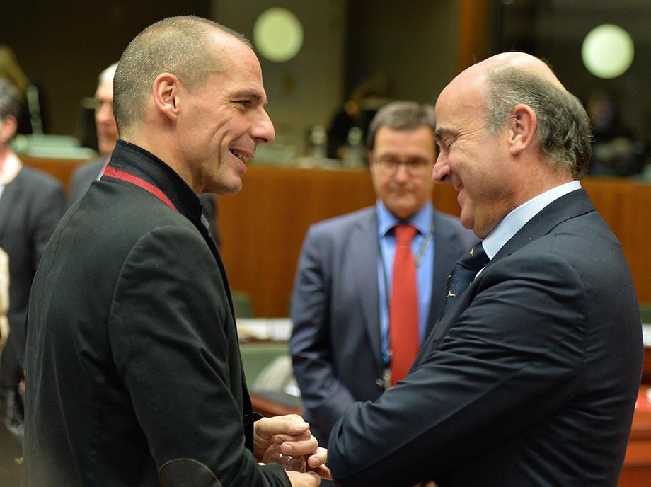 La UE obliga a Grecia a prolongar el rescate.