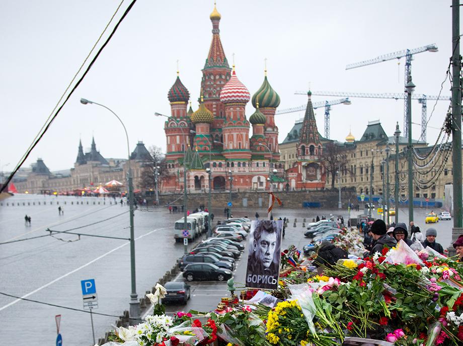Nada encaja en el asesinato de Boris Nemtsov, o tal vez todo encaja demasiado.