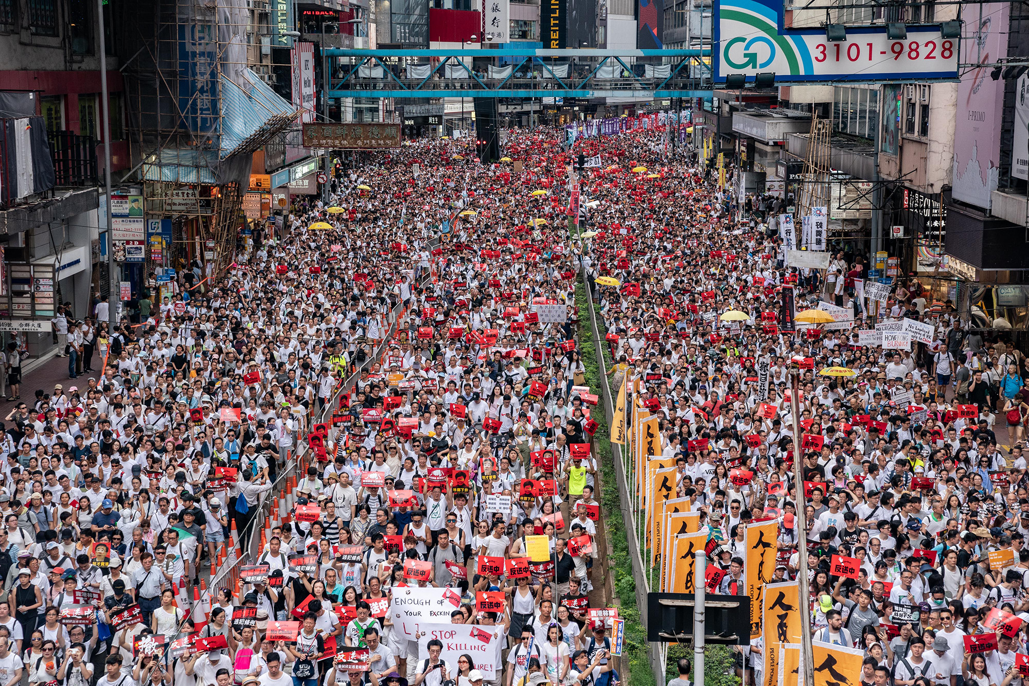 ¿Por qué hay protestas en Hong Kong?