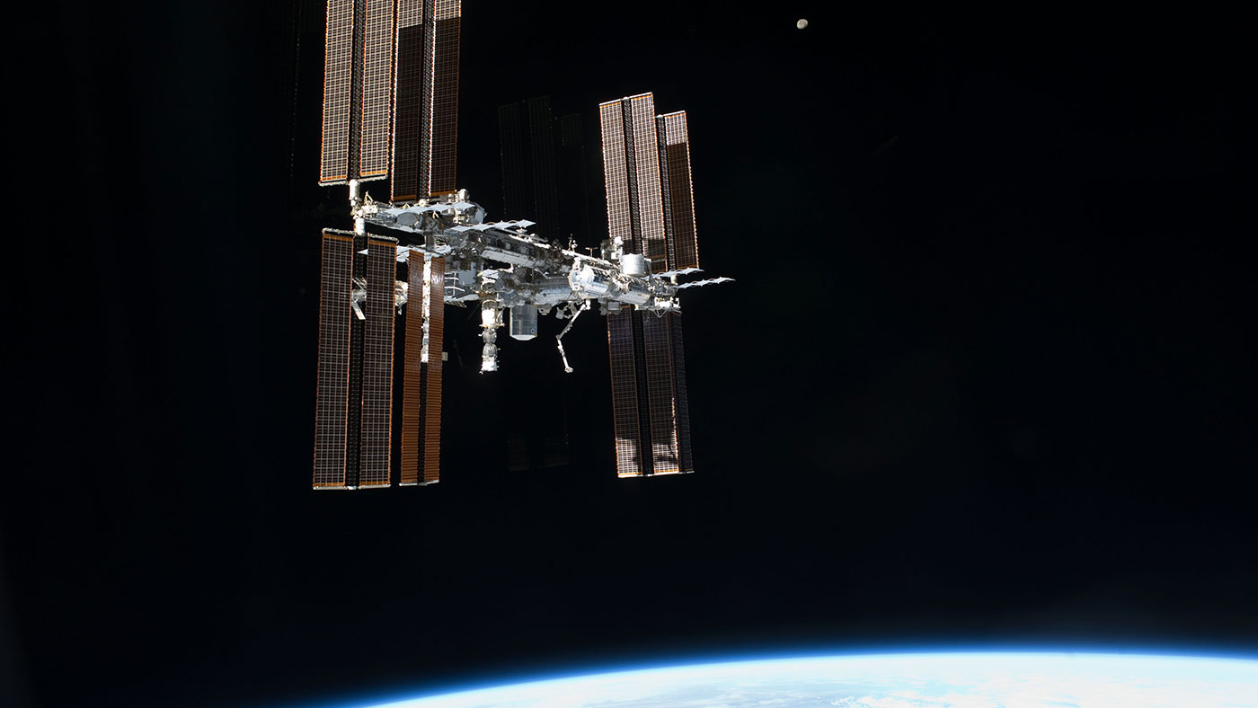 Veinte años de la Estación Espacial Internacional