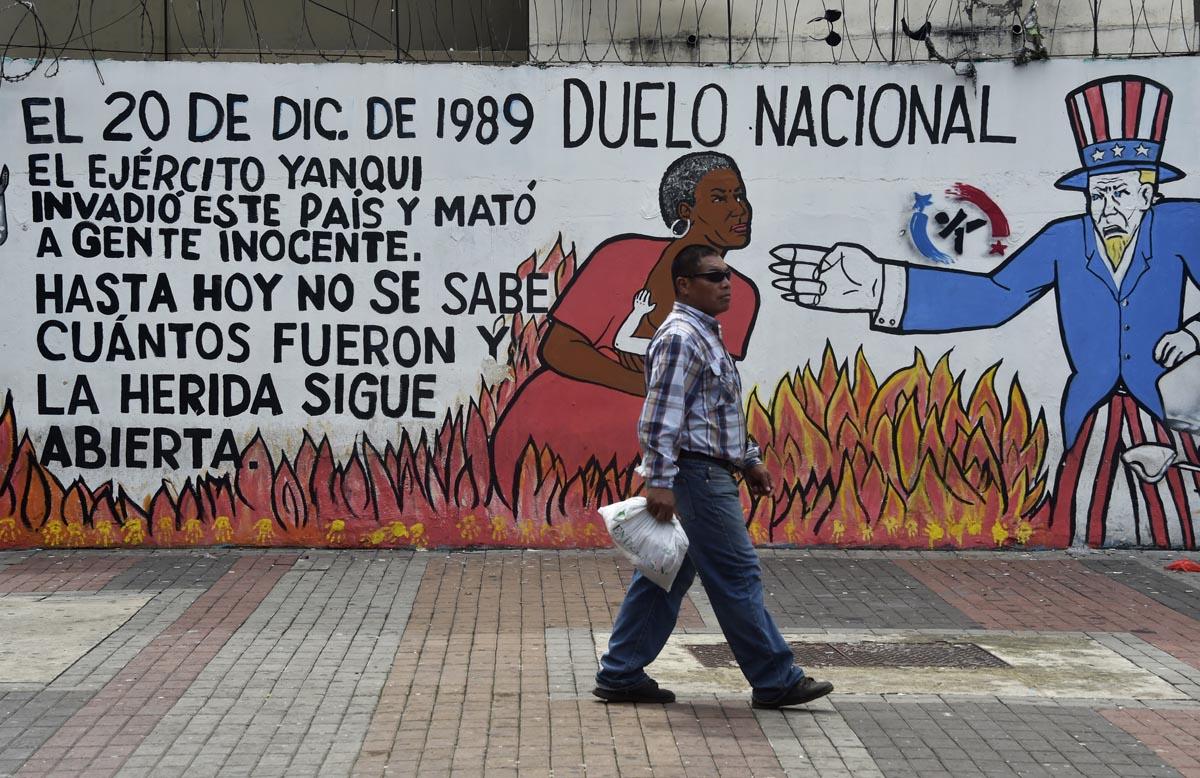 A 30 años de la invasión de Panamá