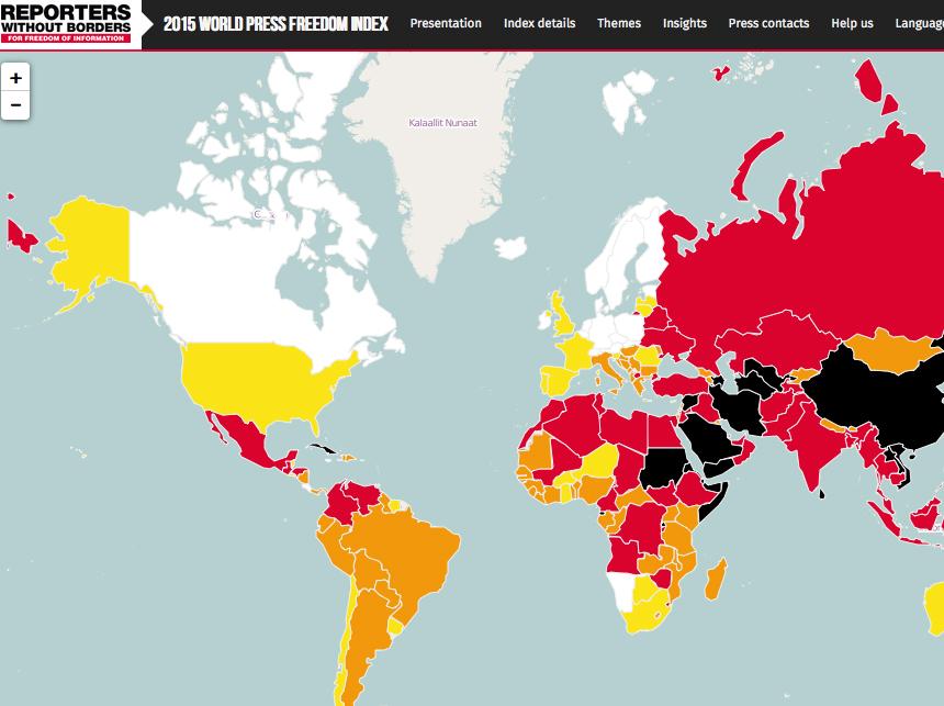 La Resolución 2222, aprobada por el Consejo de Seguridad de la ONU, exige la protección de periodistas en zonas de conflicto.