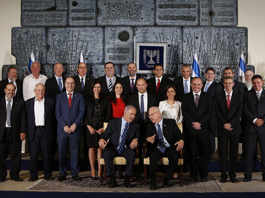 Ayelet Shaked, nueva ministra de Justicia en el gobierno de Benjamín Netanyahu, es una extremista entre muchos más.