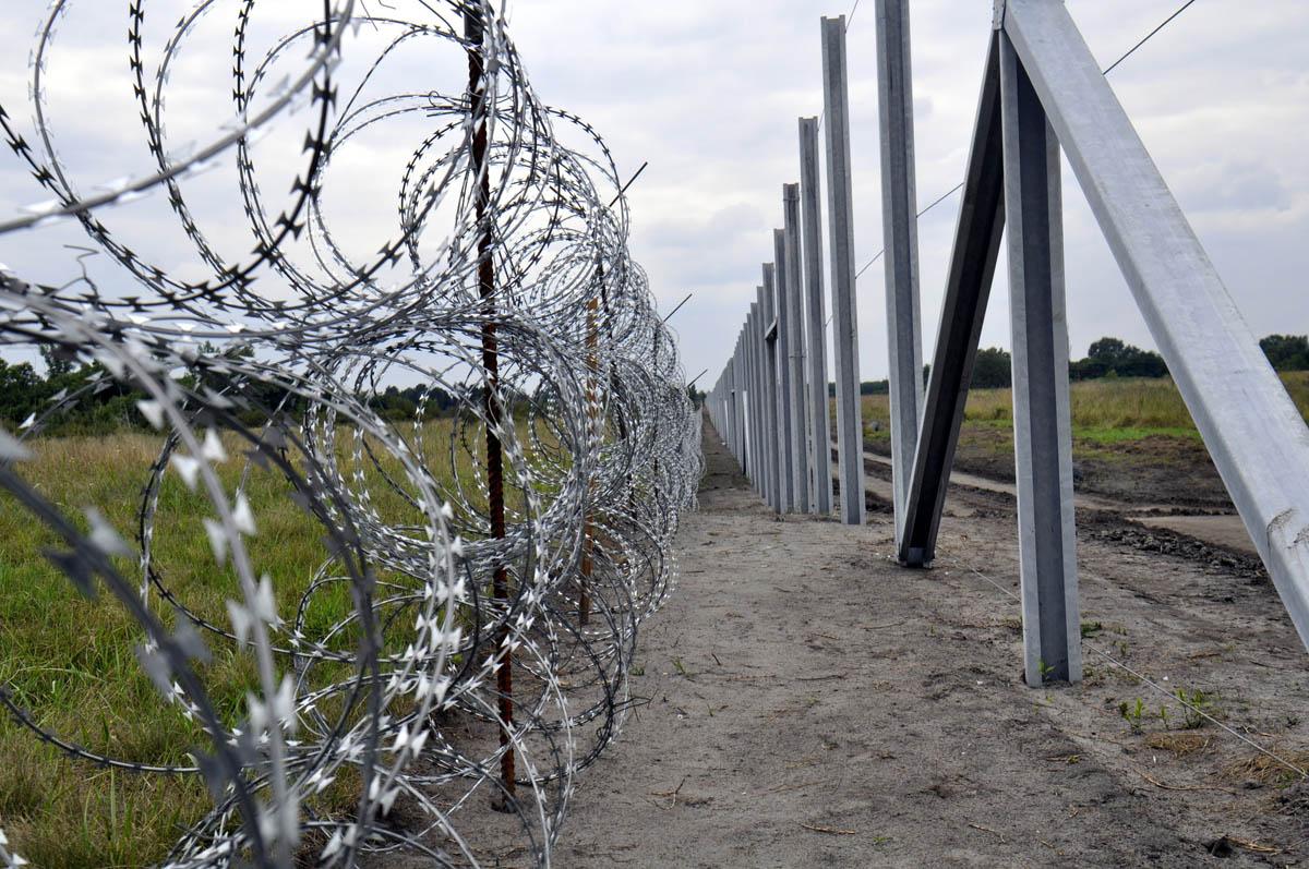 Agenda Exterior: muros de Europa