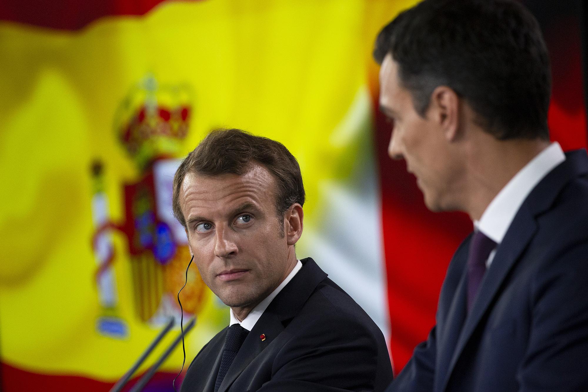La tercera vía y España, o por qué Sánchez no es Macron