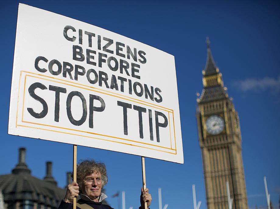 TTIP: el tratado de la discordia