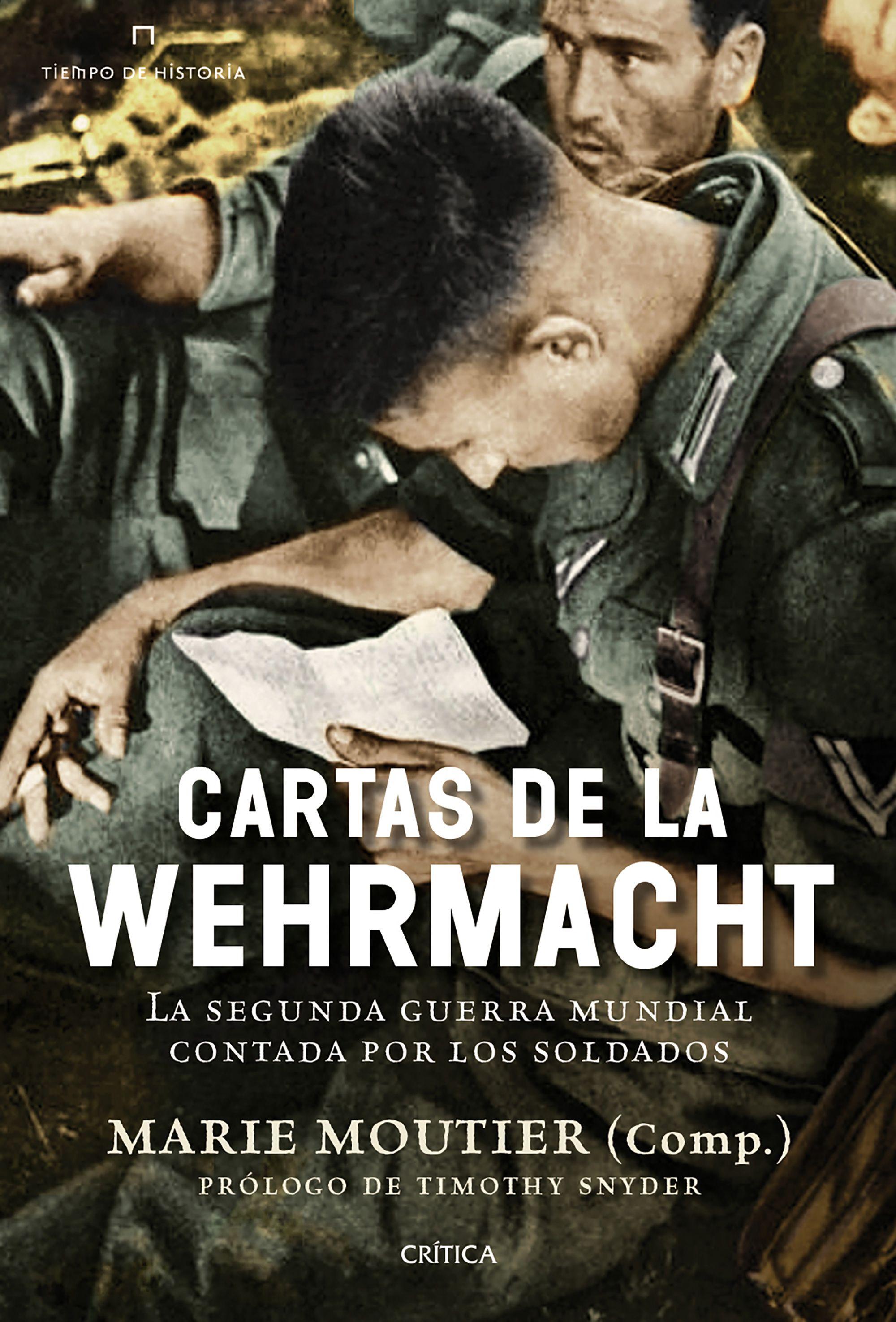 Portada Cartas de la Wehrmacht