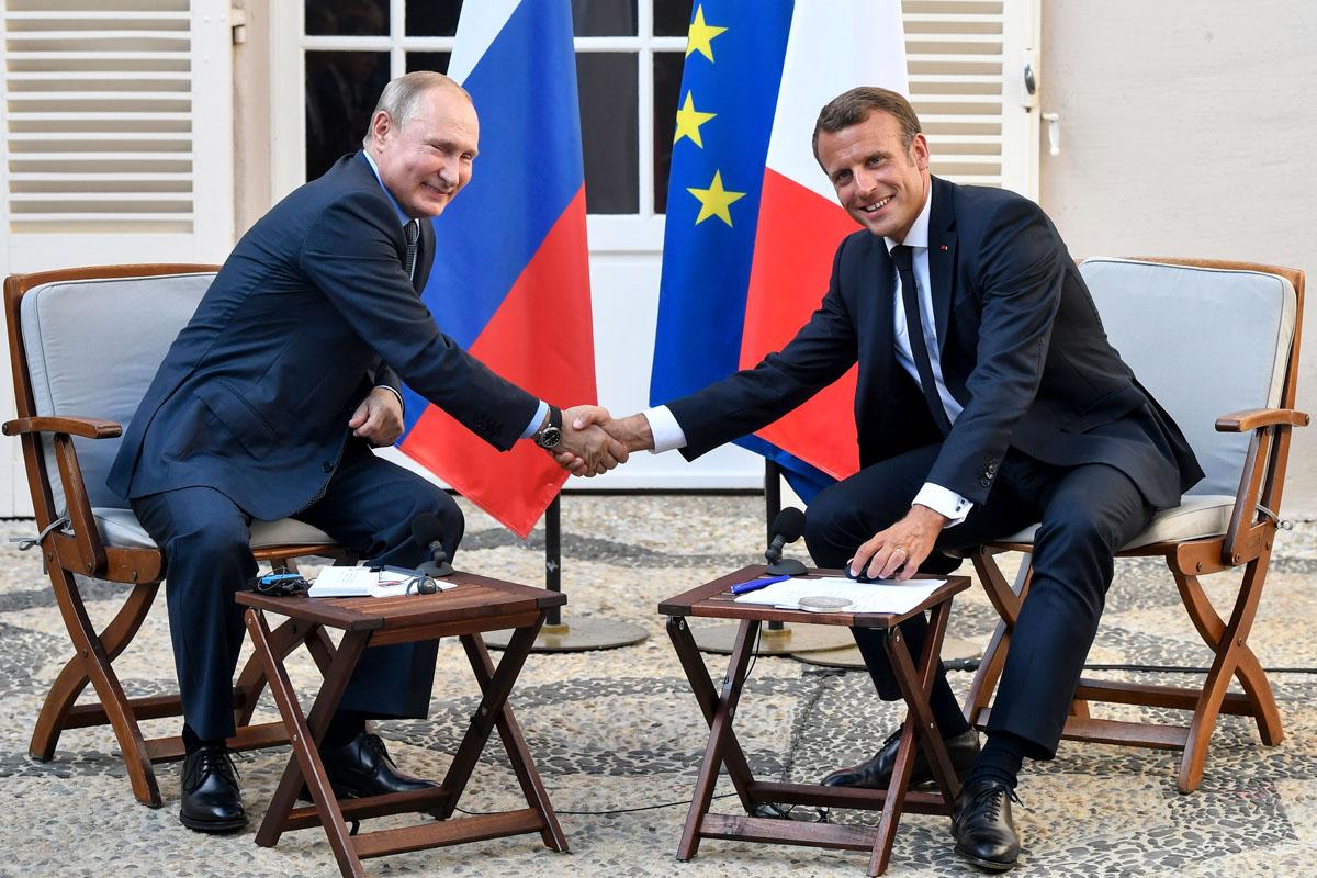 Agenda Exterior: Rusia