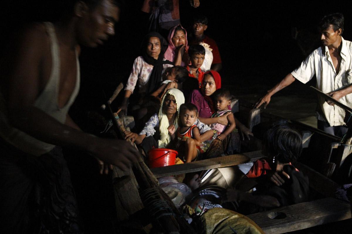 """""""La inclusión es la única forma de abordar la crisis de refugiados rohingya"""""""