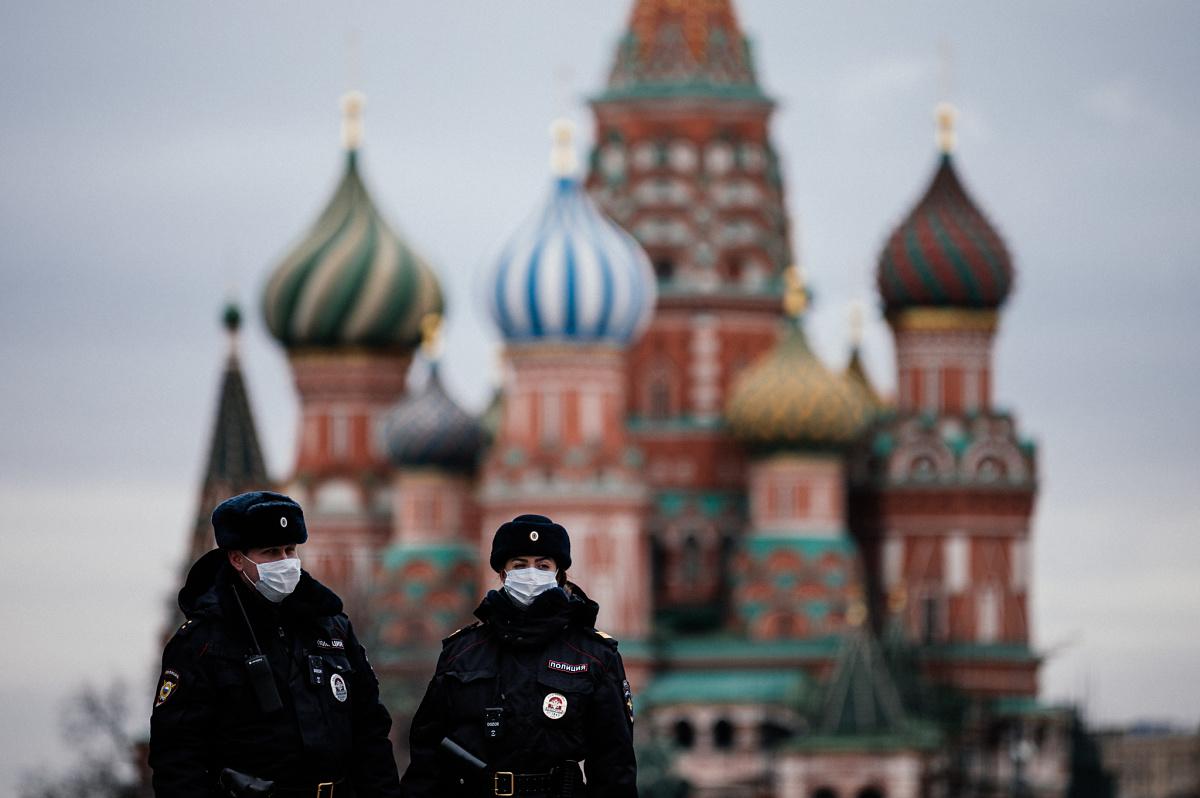Ante el coronavirus, Moscú reivindica su visión del mundo