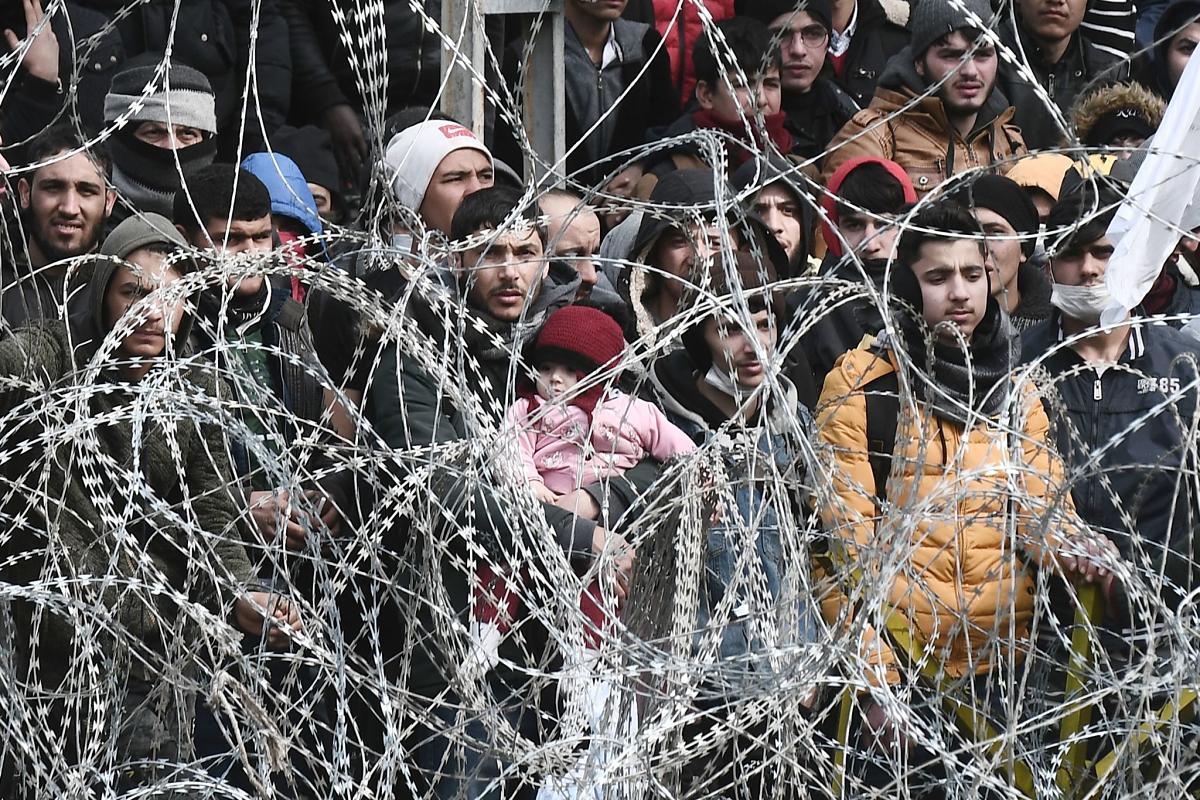 La vergüenza de Europa y la OTAN por Siria y Turquía