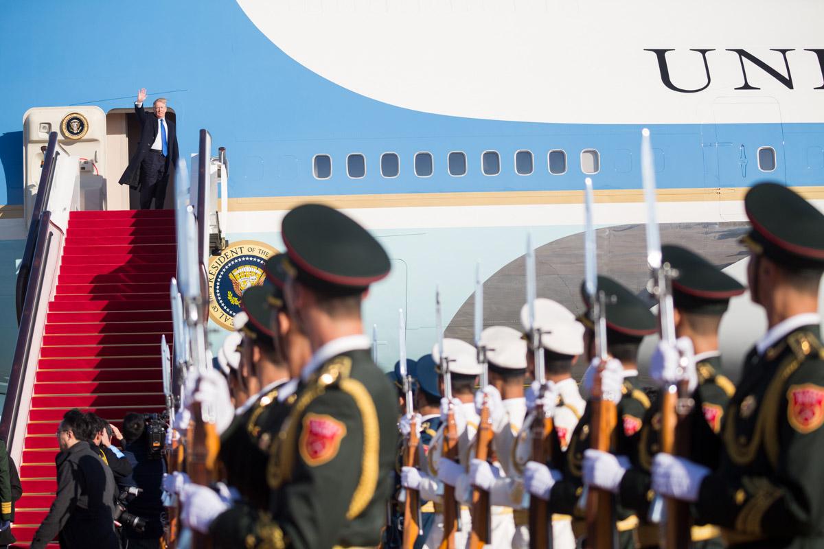 Agenda Exterior: EEUU y China