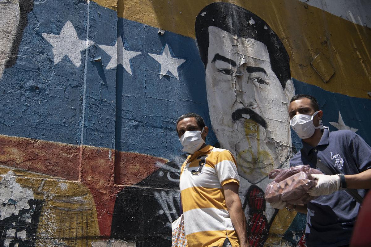 'Máxima presión' sobre Venezuela y Cuba