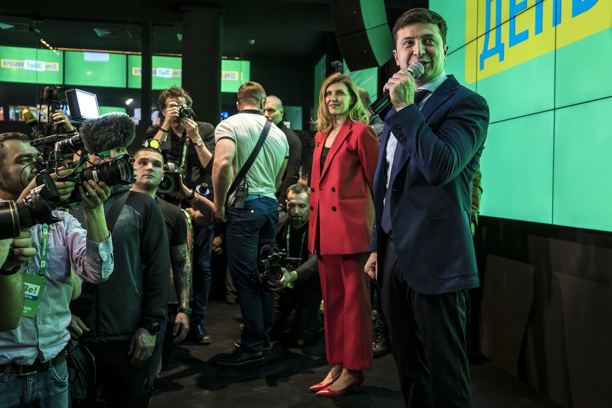 ¿Caras nuevas en la política ucraniana?