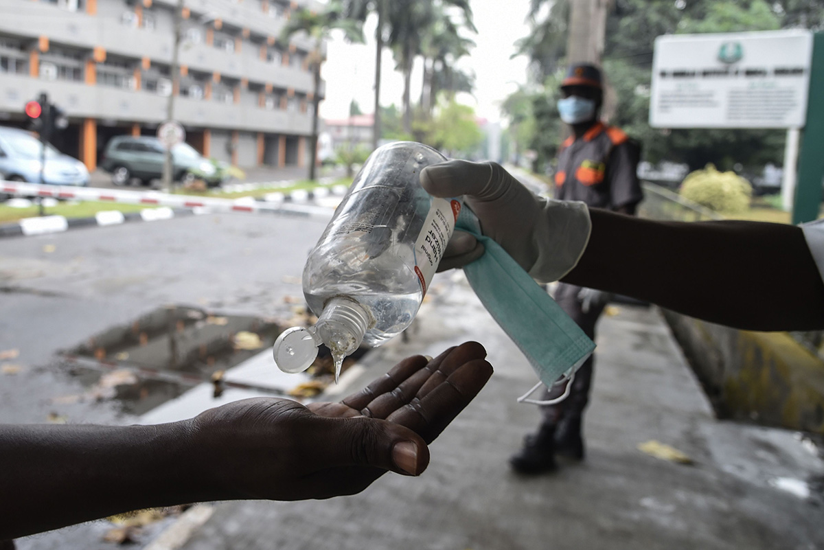 UE-África: solidaridad global ante la pandemia