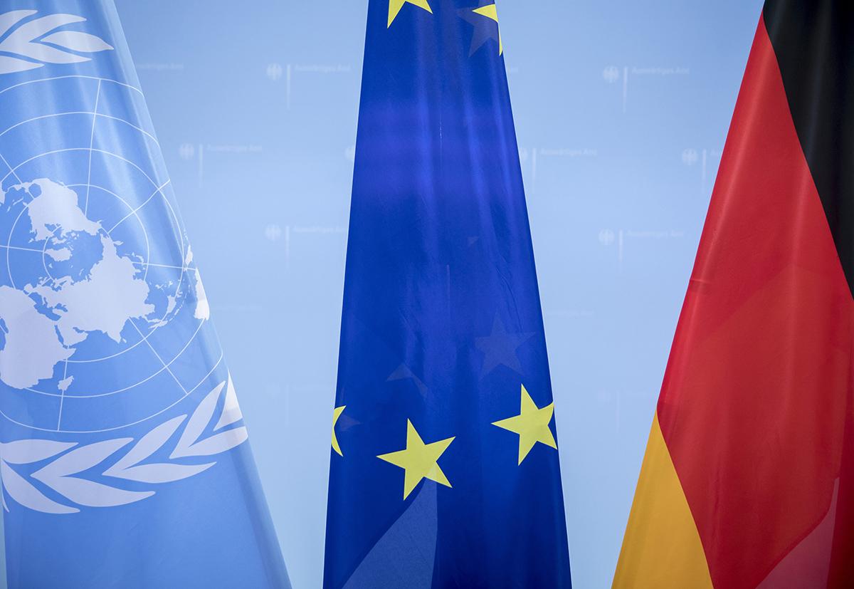 Alemania en el Consejo de Seguridad: Más multilateralismo, más Europa, más responsabilidad