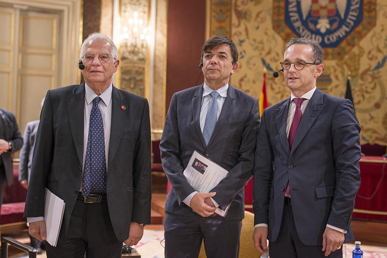 sintonía entre España y Alemania