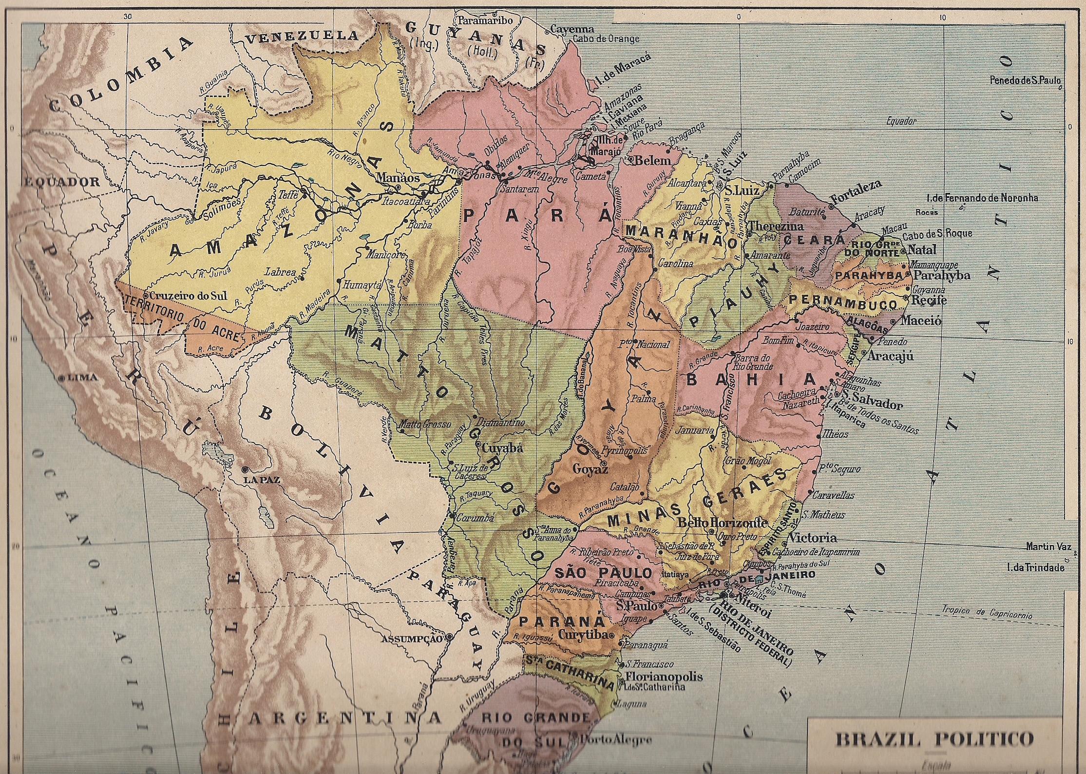 brasil_mapa 1922