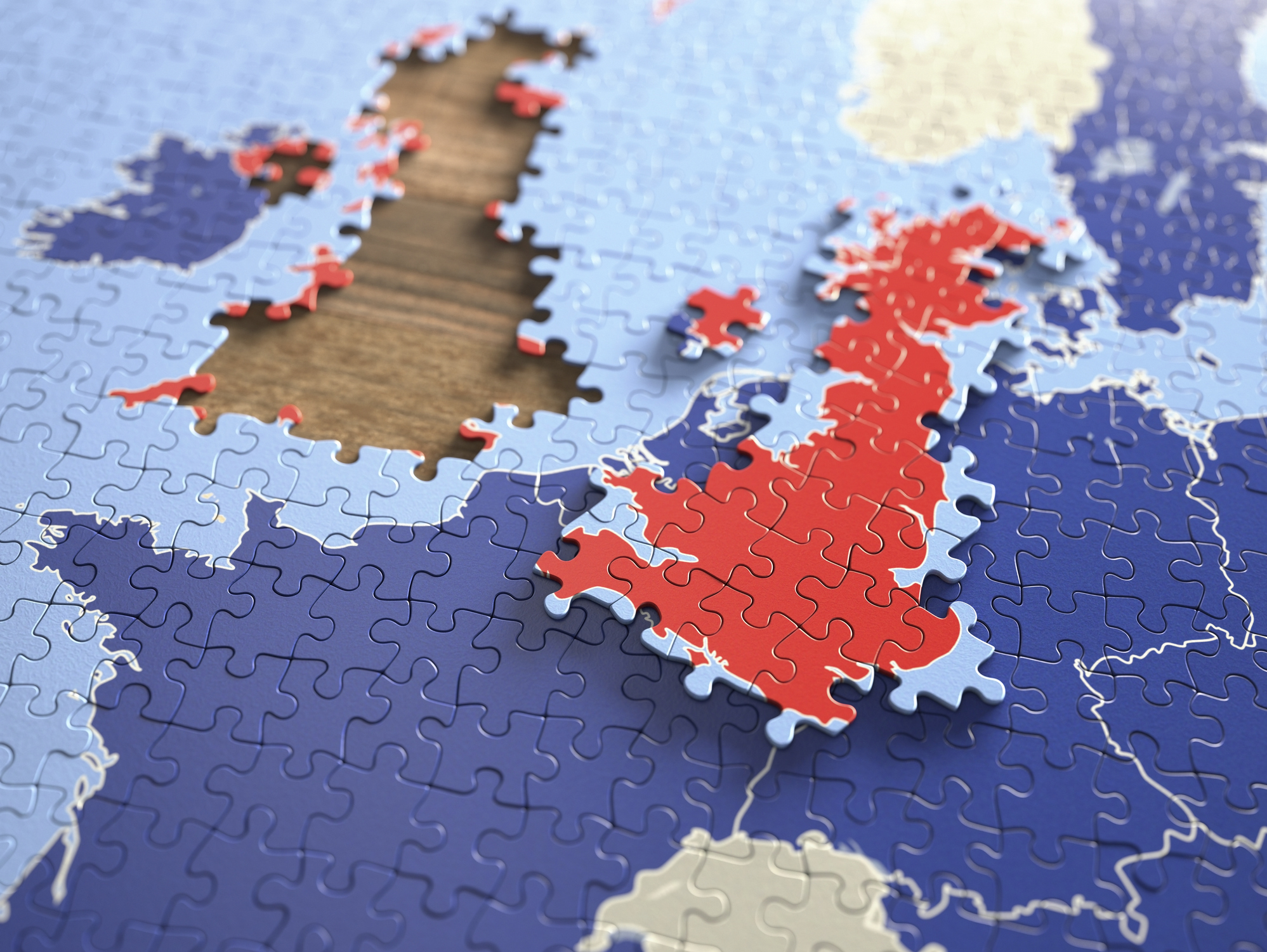 Billete de ida y vuelta al 'paraíso' del Brexit