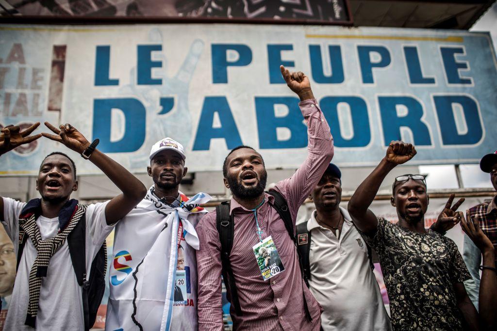 El Congo busca su primera transición pacífica