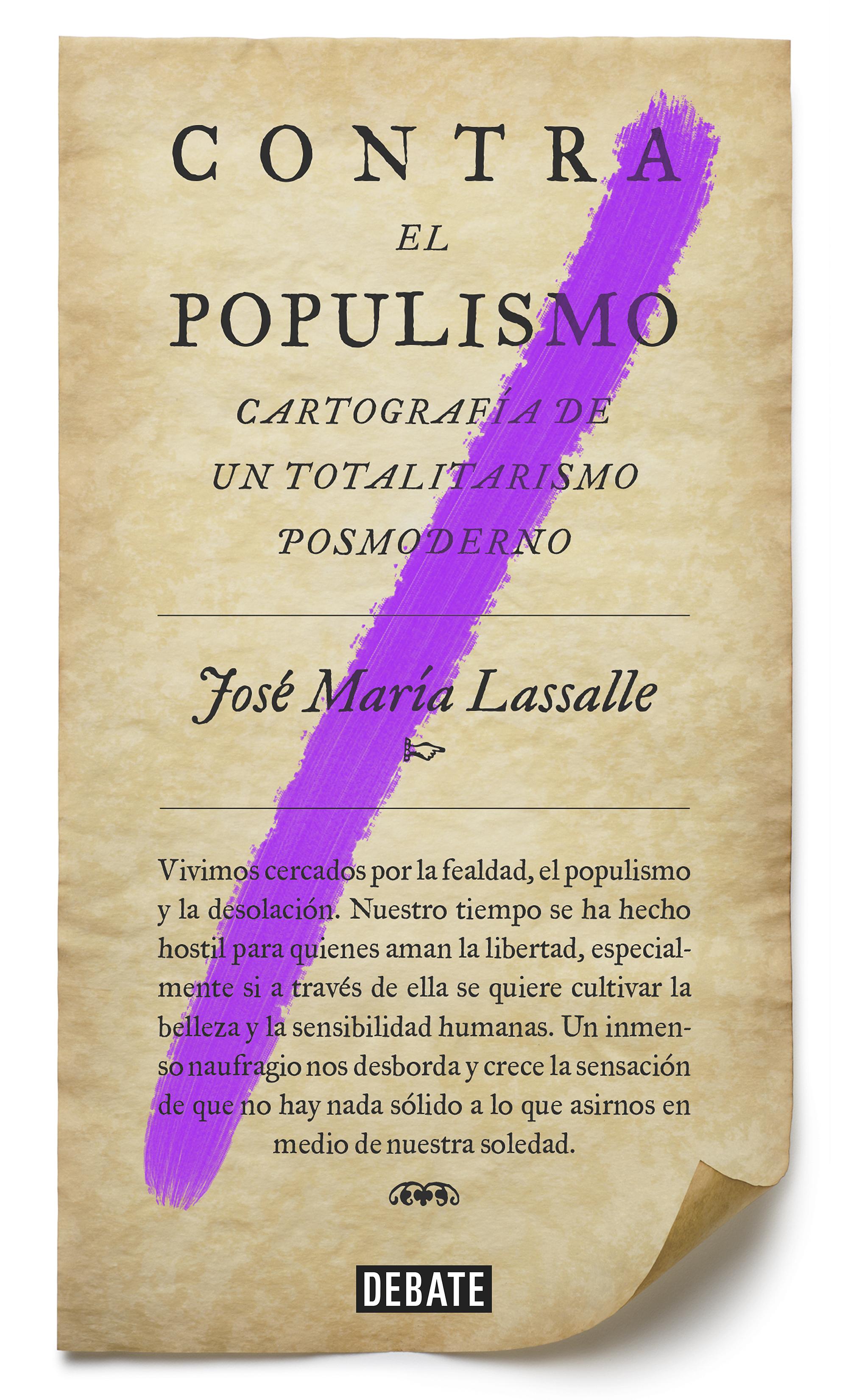 contra_populismo_jose_maria_lassalle