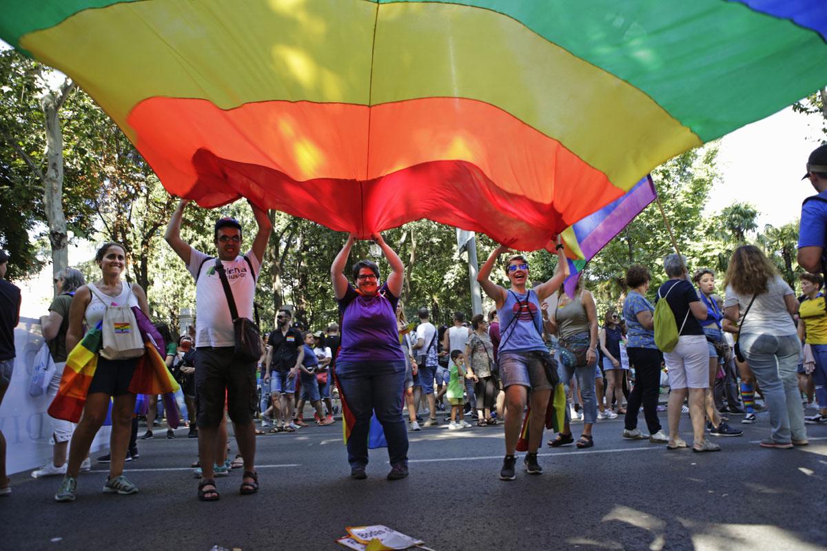 Agenda Exterior: derechos LGTBI