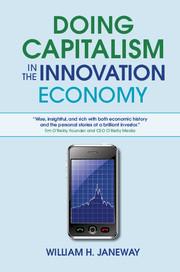 Capitalismo en la economía de la innovación