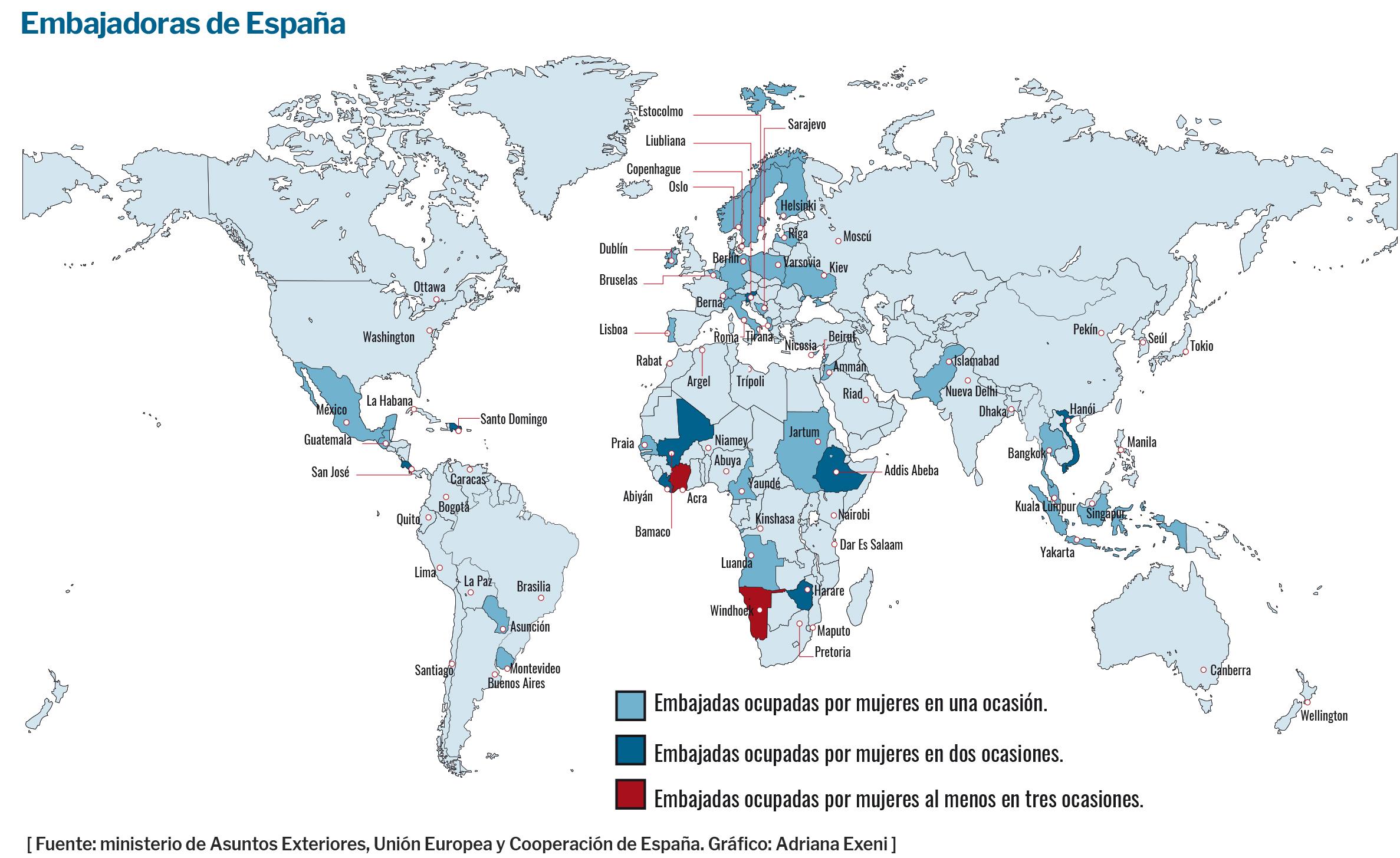 Mapa Embajadas mujeres ok