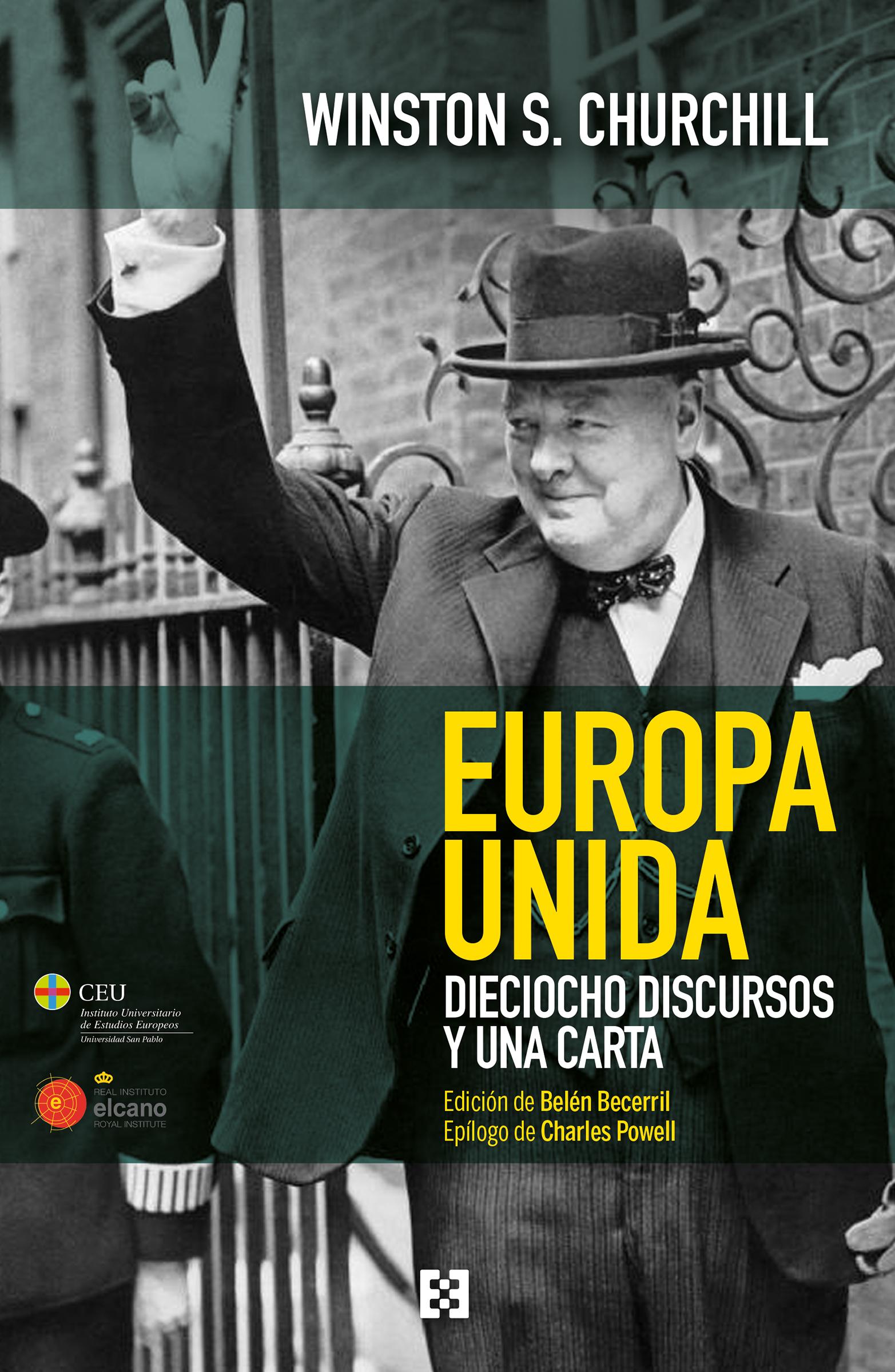 Europa unida, según Churchill