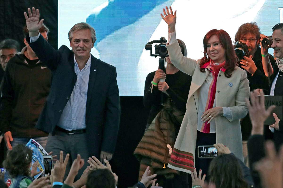 Elecciones PASO en Argentina: peronismo variopinto