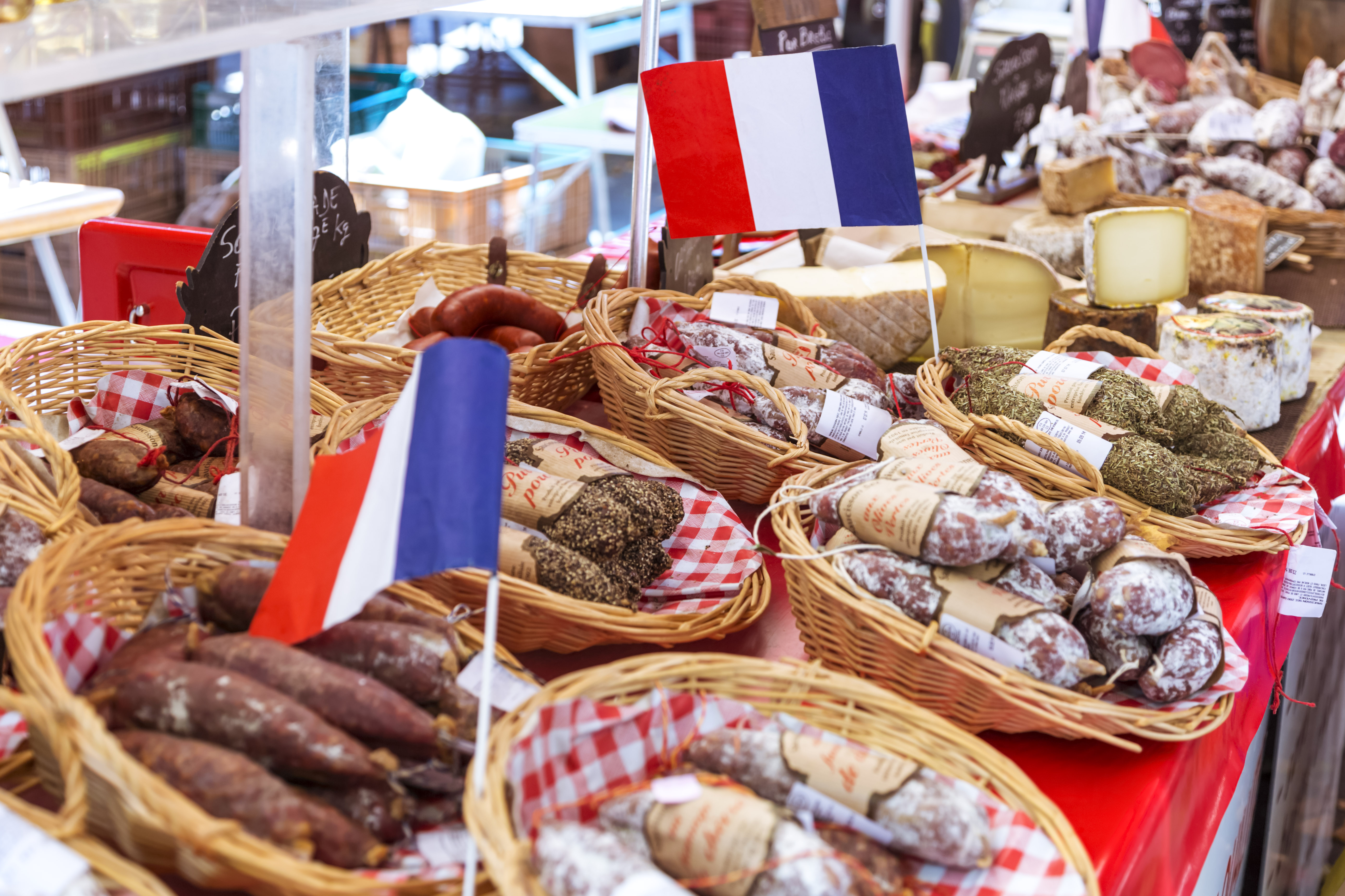 Gastronom a diplomacia y art de vivre la fran aise for Gastronomia de paris francia