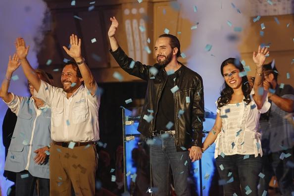 elecciones presidenciales salvadoreñas