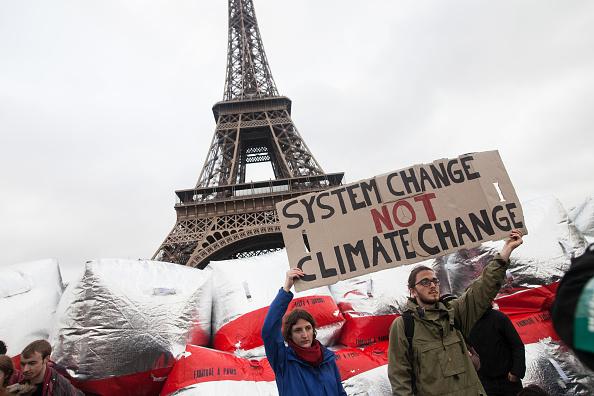 Cambio climático acelerado: variable en la contienda política