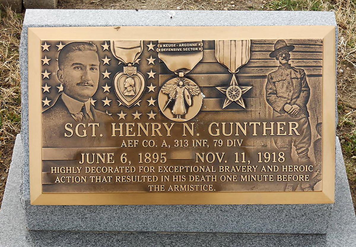 gunther placa
