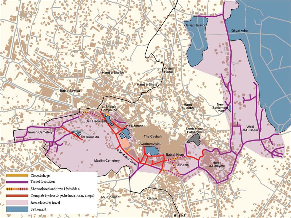 Hebrón (Cisjordania)