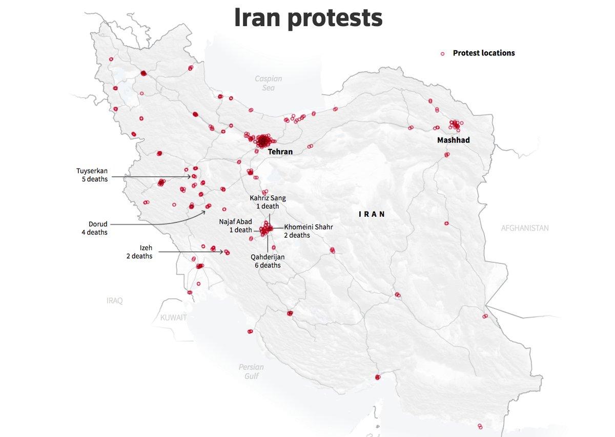 irán_protestas