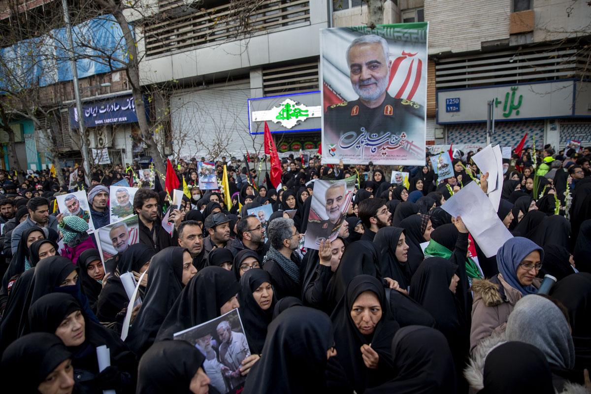 Irán: crisis antes de las elecciones