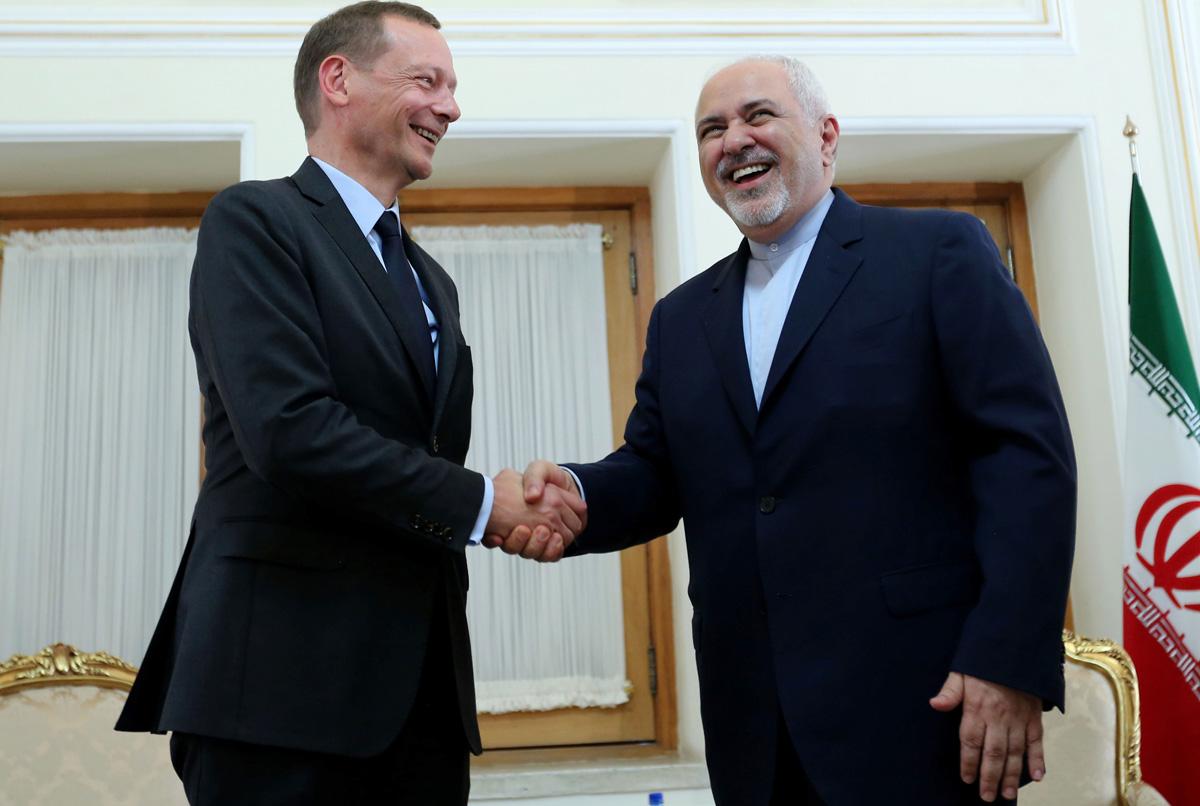 Agenda Exterior: Irán y la UE