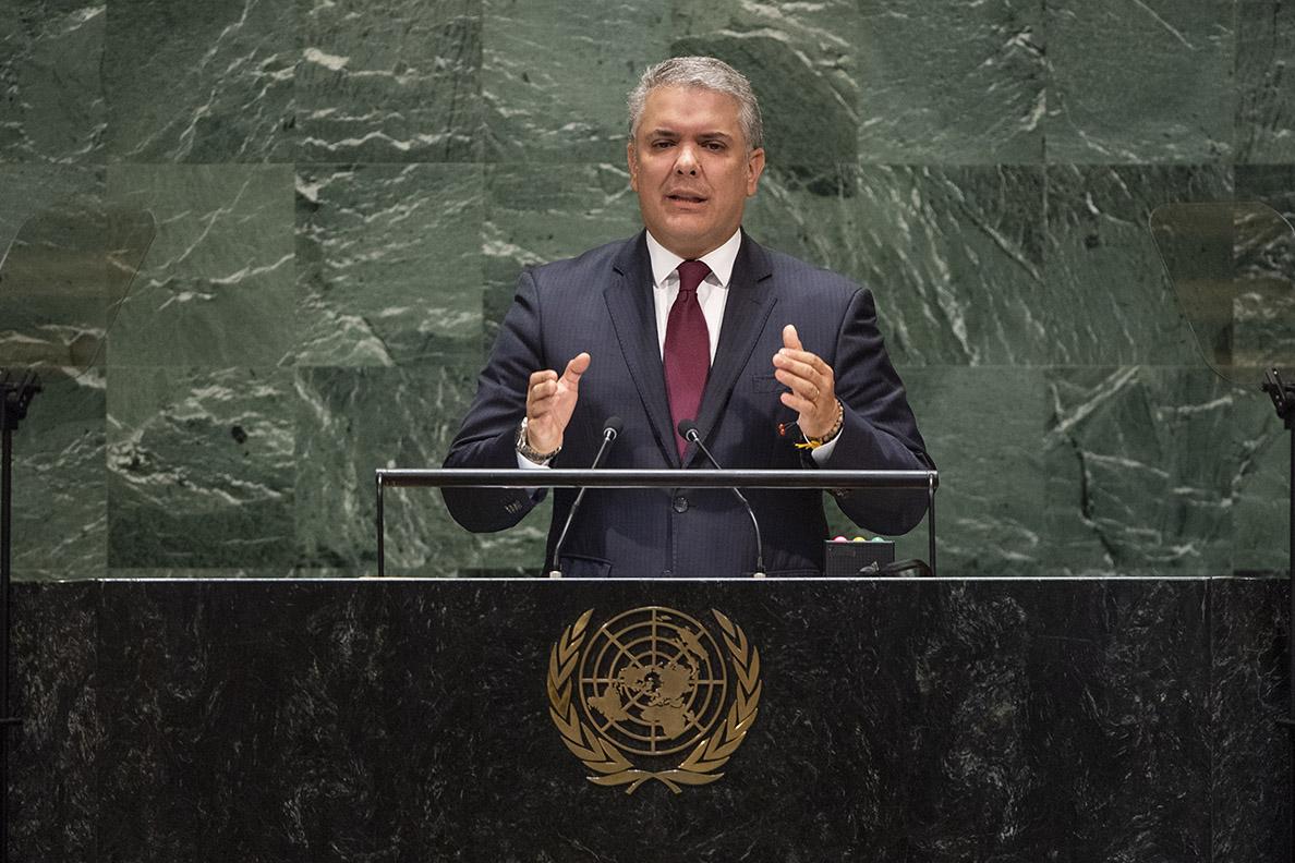 Colombia: de la violencia interna al dilema regional