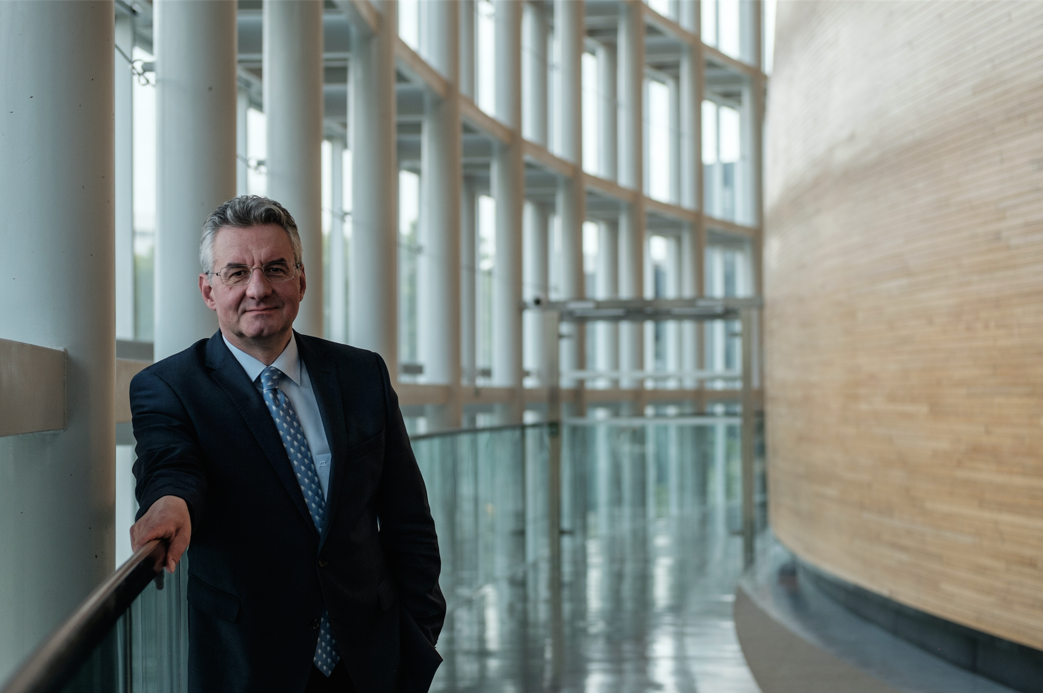 """Jan Zahradil: """"Queremos gobernar con el Partido Popular Europeo"""""""
