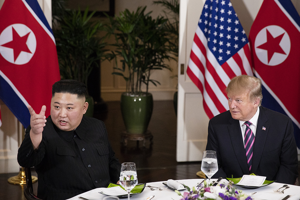 Agenda Exterior: Corea del Norte
