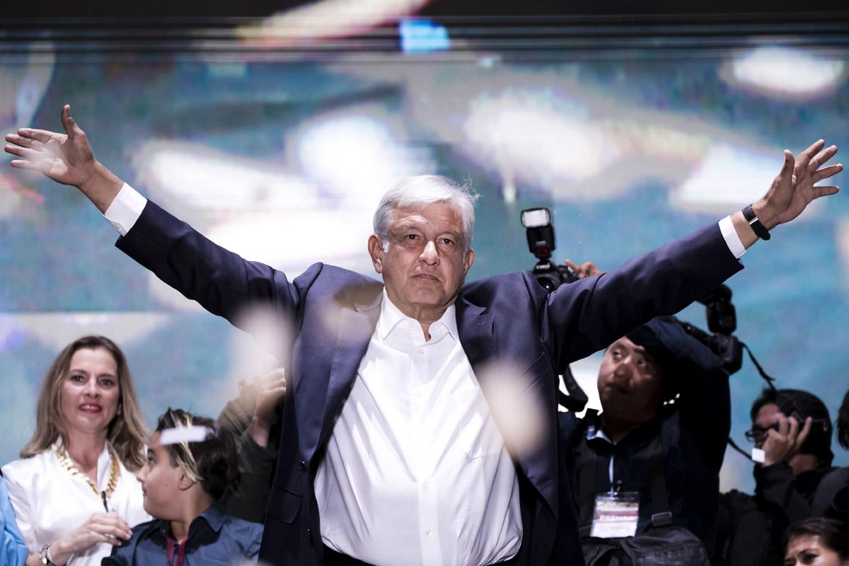 México: el estilo personal de gobernar en 100 días