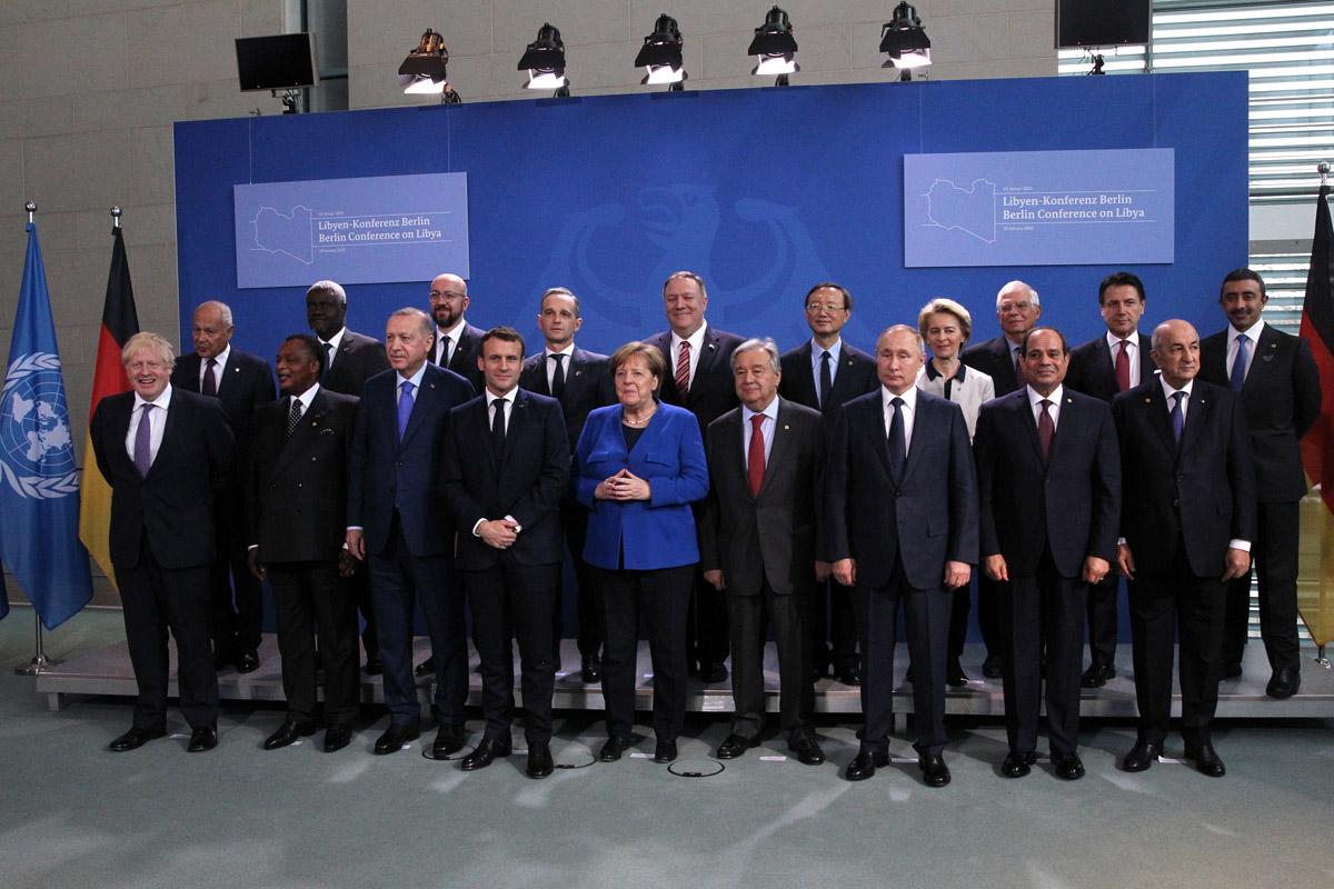 ¿Es Libia el legado de Merkel?
