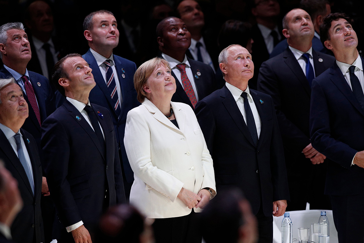 La huella de Merkel en política exterior