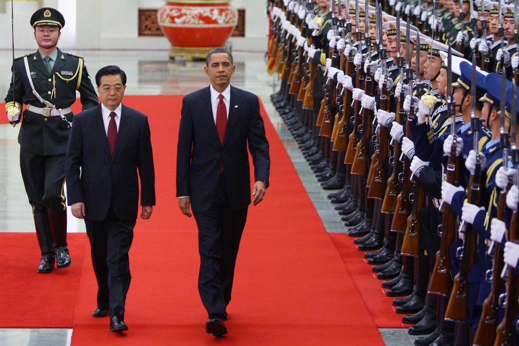 Resultado de imagen para China  Estados Unidos El esfuerzo por mantener el predominio en el Pacífico