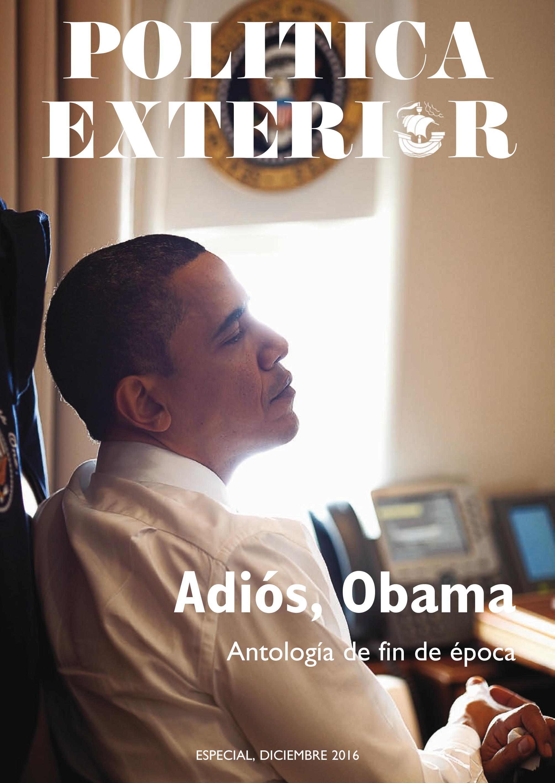 Adiós, Obama